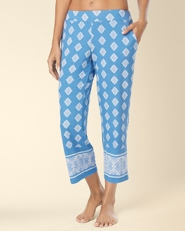 Embraceable Cool Nights Crop Pajama Pants