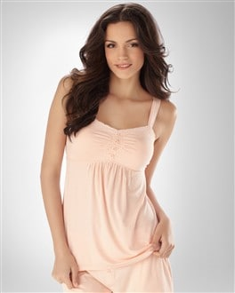 Embraceable Cool Nights Iced Apricot PJ Cami