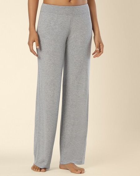 Pajama Pants Heather Silver