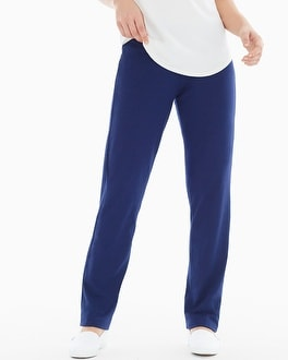 Premium Cotton Pants Navy