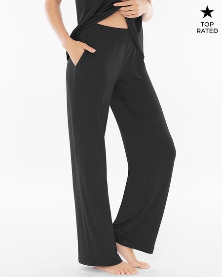 Pajama Pants Black RG