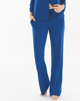 Cool Nights Pajama Pants Majesty Blue