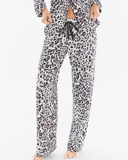 Embraceable Pajama Pants Jaguar Ivory