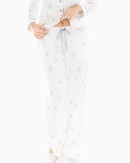Embraceable Pajama Pants Wishing Star Ivory