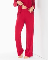Limited Edition Breathtaking Pajama Pants Ruby