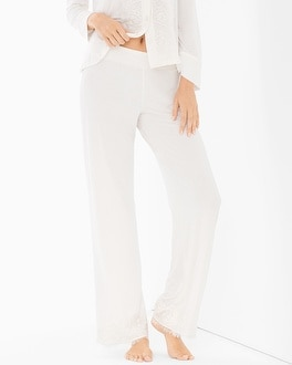 Limited Edition Breathtaking Pajama Pants Ivory