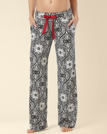 Embraceable Pajama Pant Brilliance Ivory