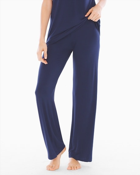 Pajama Pants Navy SH