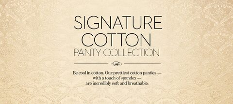 Signature Cotton Collection
