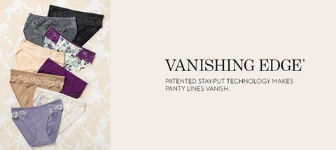 Exclusive Vanishing Edge