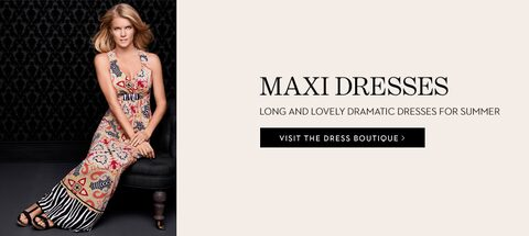 Visit the dress boutique