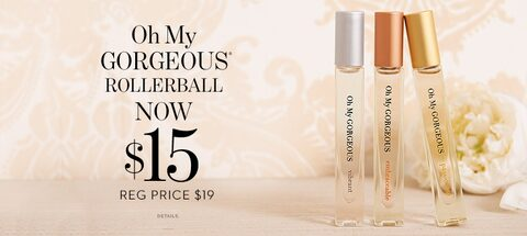 Oh My Gorgeous Rollerball Now $15. Reg Price $19 | Details
