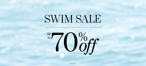 Swim sale up to 70% off