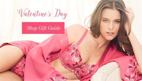 Valentine's Day. Shop Gift Guide