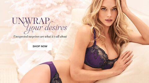 Unwrap Your Desires. Unexpected surprises are what it's all about. Shop Now.