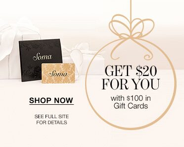 Get $20 for you with $100 in gift cards. Shop now.