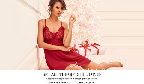 Get all the Gifts she loves. Dreamy holiday deals on the best gift ever. Sleep. Shop All Gifts.