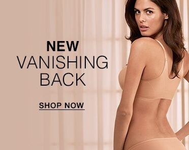 New Vanishing Back. Shop Now.