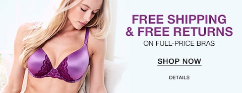 Free Shipping and Returns on Full-Price Bras. Shop Now.