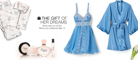 The gift of her dreams. Shop early for all the Moms you celebrate May 14.
