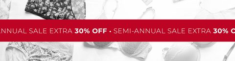 Semi-Annual Sale Up To 30% Off