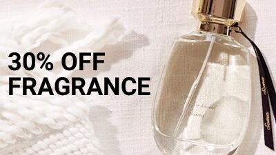 30% Off Fragrance