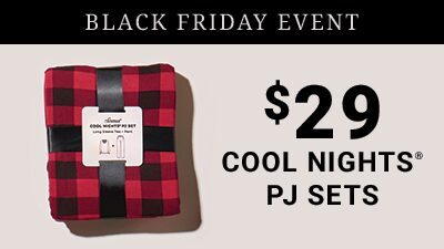 $29 Cool Night PJ Sets