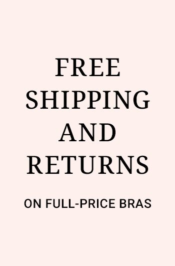 Free Shipping + Returns