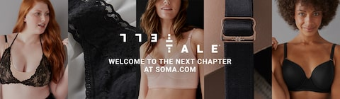 TellTale. Wlcome to the next chapter at soma.com.