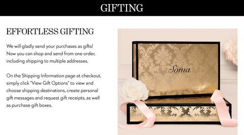 Effortless Gifting