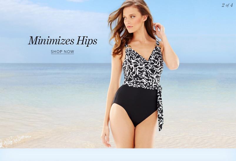 Shop Slimming Swimwear - Free Shipping